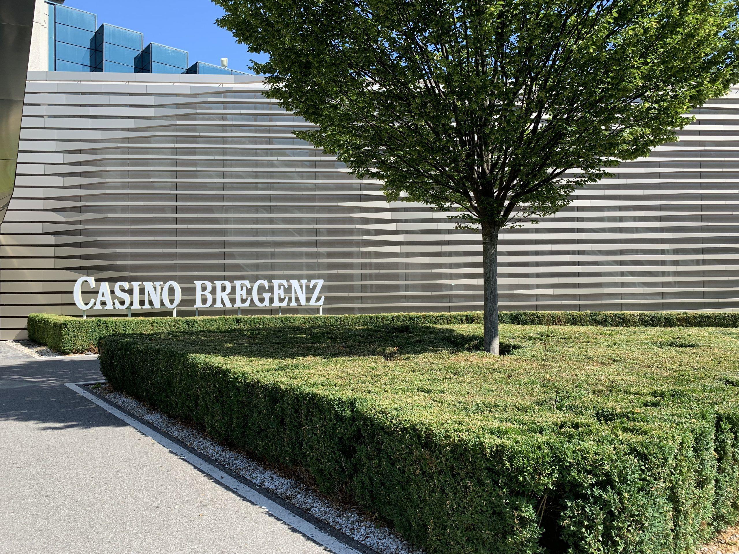 Testlauf im Casino Bregenz