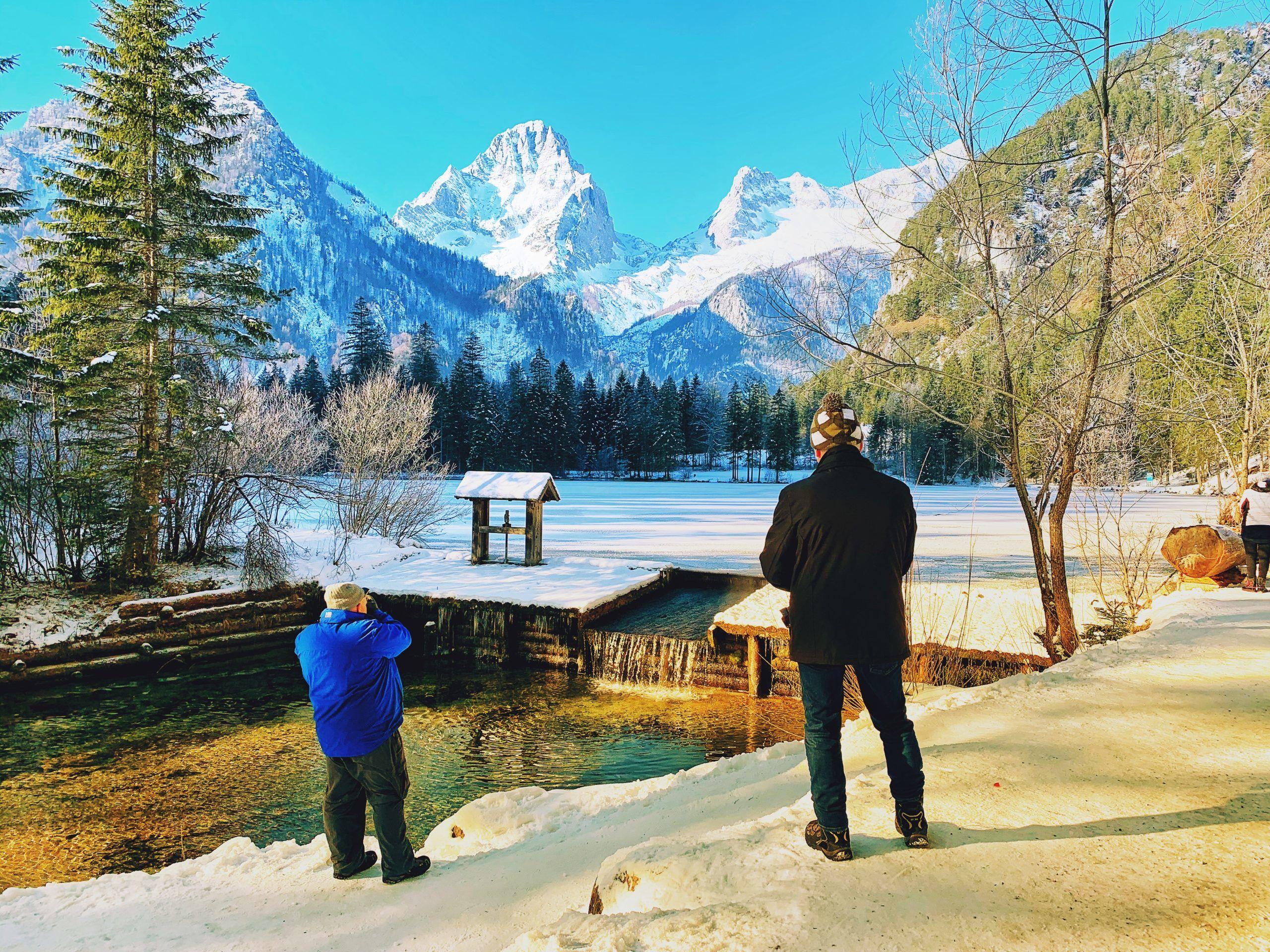 Der schönste Platz in Österreich