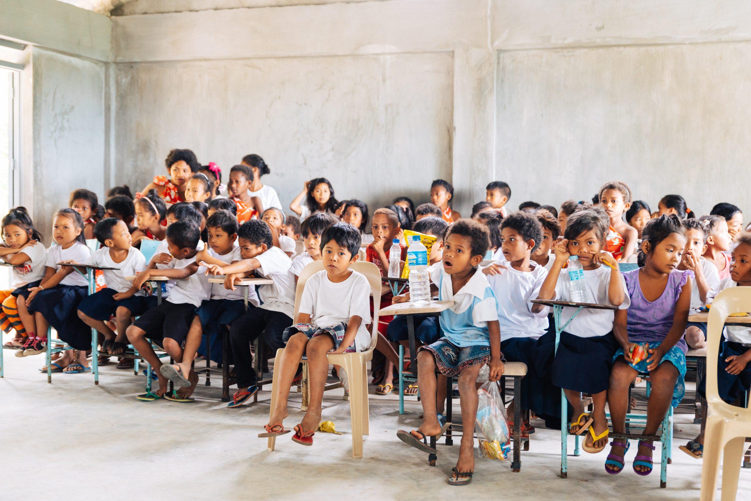 Eine Schule für Ureinwohner
