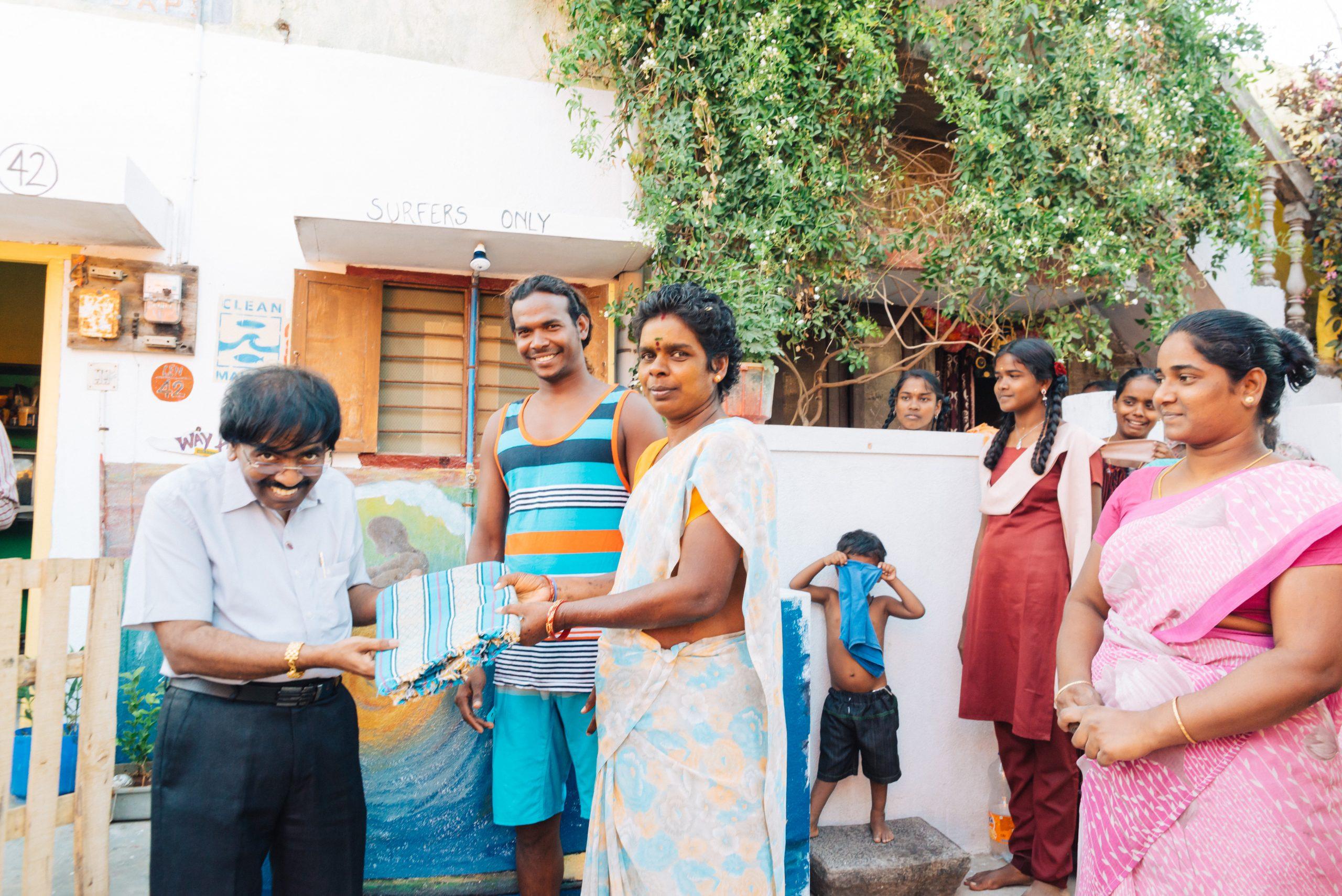 Chennai – Hilfe am Weg